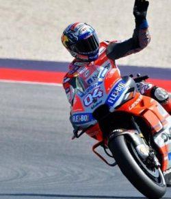 Berita Bintang – Menang di MotoGP Aragon, Kunci Dovizioso Raih Gelar Juara