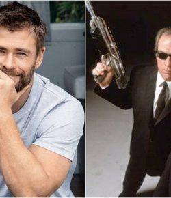 Berita Bintang – Chris Hemsworth & Tessa Thompson Rampungkan Syuting Man in Black di London