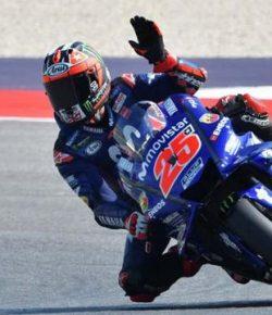 Berita Bintang – Marquez Terjatuh, Maverick Vinales Jawara MotoGP Phillip Island