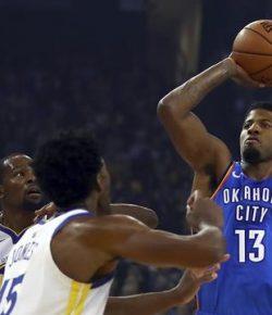 Berita Bintang – NBA: Warriors Susah Payah Jinakkan Thunder