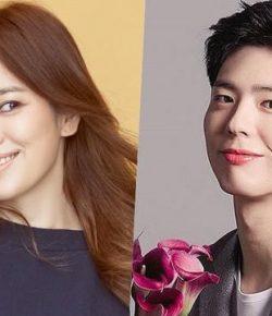 Berita Bintang – Jadi Lawan Main Song Hye Kyo, Park Bo Gum Tampil dengan Rambut Panjang