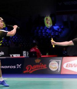 Berita Bintang –  Marcus/Kevin Melangkah ke Perempatfinal Denmark Open 2018