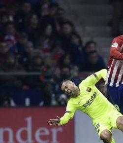 Berita Bintang – Bek Barcelona Kesal dengan Permainan Defensif Atletico