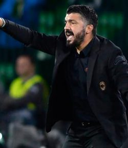 Berita Bintang – Gattuso Malas Bahas Rumor Ibrahimovic Balik ke AC Milan