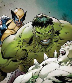Berita Bintang – Komikus Indonesia Garap Komik Terbaru The Hulk & Wolverine