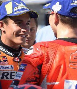 Berita Bintang – Marc Marquez: Publik Nantikan Perselisihan Saya dengan Lorenzo