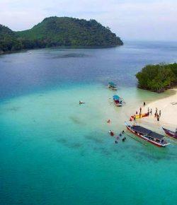 Berita Bintang – Mencicipi Surga Wisata Tersembunyi di Pahawang Lampung, Mirip Lombok Rasa Maldives