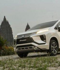 Berita Bintang – Punya Keunggulan Ini, Mitsubishi Xpander Dipilih Jadi Mobil Pramugari Garuda