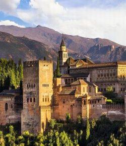 Berita Bintang – Mengintip Pesona Istana Alhambra, Lokasi Syuting Memories of The Alhambra