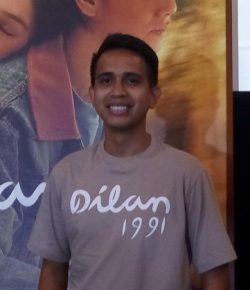 Berita Bintang – Perankan Mas Herdi di Dilan 1991, Andovi Da Lopez Berasa Anak Bawang