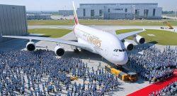 Berita Bintang – Intip Kemewahan Pesawat Besar yang Sudah Berhenti Diproduksi
