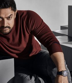 Berita Bintang – Demi Forrest Gump, Aamir Khan Rela Kehilangan 20 Kilogram Bobotnya