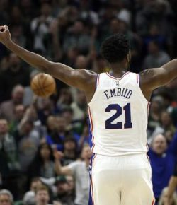 Berita Bintang – NBA: Bekuk Bucks, Sixers Amankan Tiket Playoff