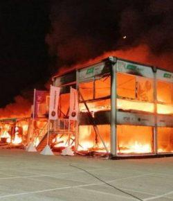 Berita Bintang – Seluruh Sepeda Motor Terbakar, Ajang Balap MotoE Terancam Gagal