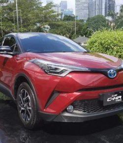 Berita Bintang – Menakar Peluang Produksi Toyota C-HR Hybrid di Indonesia