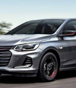 Berita Bintang – Chevrolet Onix Buah Kolaborasi SAIC-GM untuk Pasar Cina