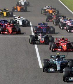 Berita Bintang – Hamilton Tercepat di F1 GP Shanghai