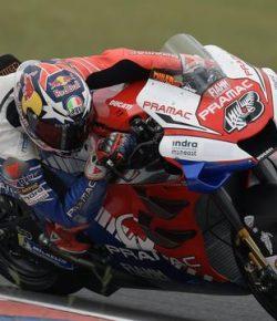 Berita Bintang – Jelang MotoGP Prancis, Miller Ingin Tiru Teknik Andalan Dovizioso