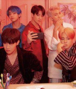 Berita Bintang – Map of the Soul: Persona Milik BTS Jadi Album Terlaris di AS