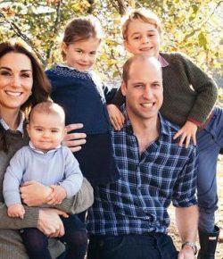 Berita Bintang – Pangeran William Ajak 3 Anaknya Main di Taman Rancangan Kate Middleton