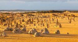 Berita Bintang – Pinnacles, Gurun Pasir Berbatu Lancip di Australia Barat