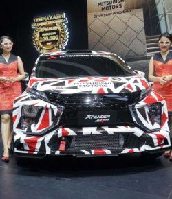 Berita Bintang –  Mitsubishi Siap Luncurkan 2 Amunisi Baru di Ajang GIIAS 2019