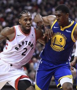 Berita Bintang – Jadwal NBA Finals 2019: Gim Kedua Raptors vs Warriors