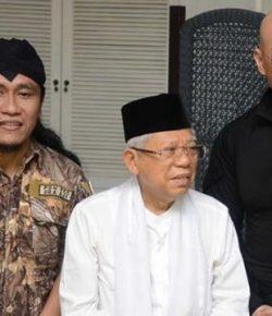 Berita Bintang – Deddy Corbuzier Jadi Mualaf, Kyai Ma'ruf Amin Rahmat Allah Turun
