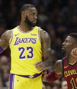 Berita Bintang – NBA: Anthony Davis Datang, LeBron James Ganti Nomor Punggung