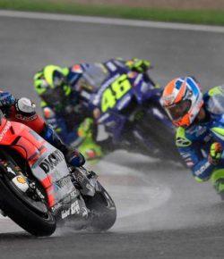 Berita Bintang – Jadwal MotoGP Belanda: Rossi Bidik Podium