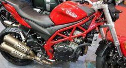 Berita Bintang – Persis Ducati Monster, Motor Dibanderol Rp70 Jutaan