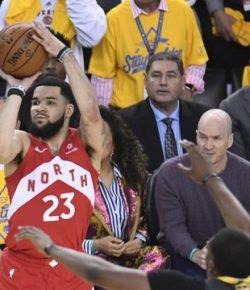Berita Bintang – NBA : Kontribusi Pahlawan Tanpa Tanda Jasa Toronto
