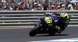Berita Bintang – MotoGP Catalunya, Rossi Kaget Motor Yamaha Bisa Kompetitif