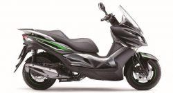 Berita Bintang – Mengenal Kawasaki J125, Skutik Gambot Bermesin Liliput