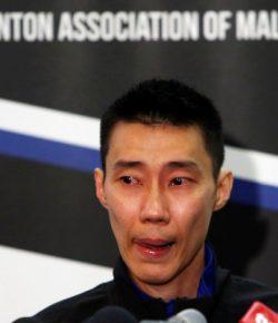Berita Bintang – Lee Chong Wei Pensiun Karena Kanker Hidung