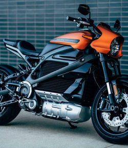 Berita Bintang – 3 Fakta Motor Listrik Harley-Davidson LiveWire