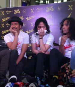 Berita Bintang – Slank dan Rocket Rockers Tampil Spesial di Medan