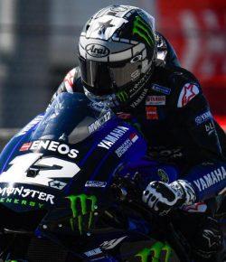 Berita Bintang –  Vinales Bakal Fokus Perbaiki Gaya Balapannya di Hari Kedua MotoGP Jerman