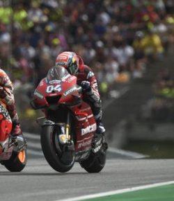 Berita Bintang – Klasemen MotoGP 2019 Jelang Seri Inggris: Dovizioso Kejar Marquez