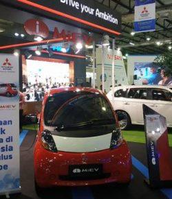 Berita Bintang – Pameran Kendaraan Listrik Pertama di Indonesia Resmi Digelar