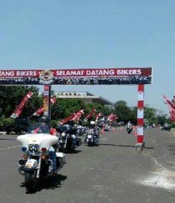 Berita Bintang – Touring Asia Tenggara, Indonesian Bikers Bawa Misi Khusus