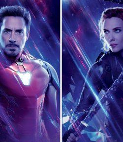 Berita Bintang – Iron Man Bakal Hidup Lagi di Film 'Black Widow'
