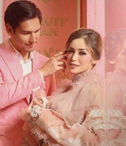 Berita Bintang – Manisnya Pesona Jessica Iskandar saat Prewedding, bak Barbie dan Ken!