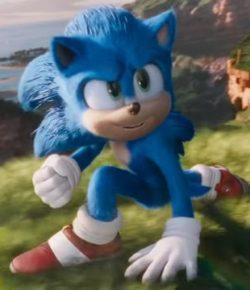 Berita Bintang – Sonic the Hedgehog Jalani Make Over, Perbandingannya