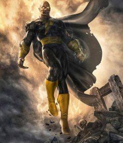 Berita Bintang – The Rock Pamer Desain Black Adam, Anti-hero