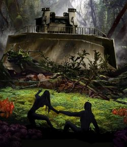 Berita Bintang – James Cameron Pamer Kapal Raksasa di Set Avatar 2