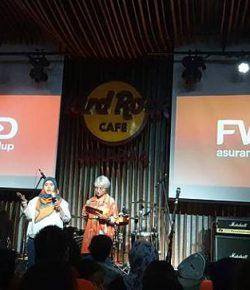 Berita Bintang – Reborn Sukses Hibur Fans di FWD Unstoppable Music