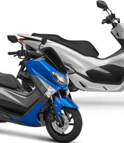 Berita Bintang – Spesifikasi Lengkap Yamaha NMax