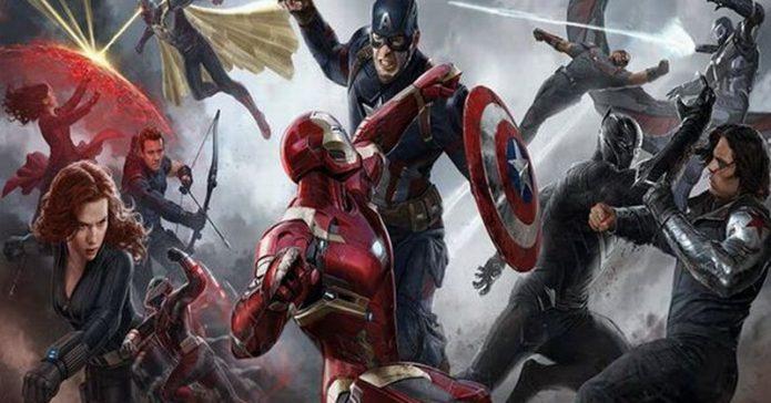 Reaksi Lucu Thor Tak Diundang Captain America: Civil War