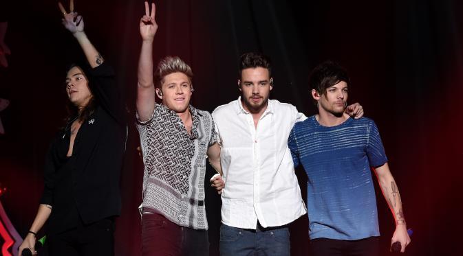Sibuk Masing-masing, One Direction Tak Akan Tampil Bersama lagi?